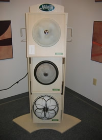 Hunter Fan 3-Bay
